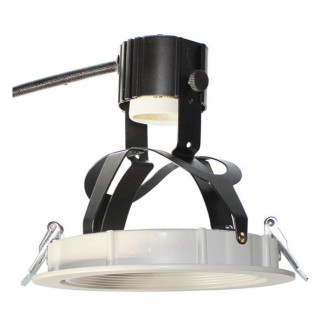 DOWNLIGHT REDONDO BLANCO PARA PAR30 E27