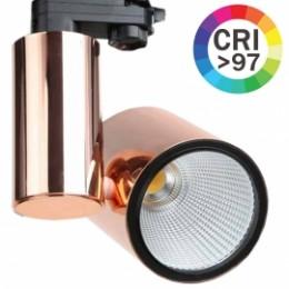 Foco carril 35W cobre COB