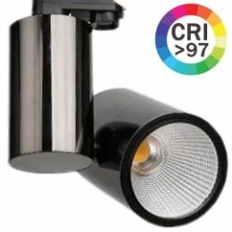 FOCO CARRIL LED 35W GRAFITO